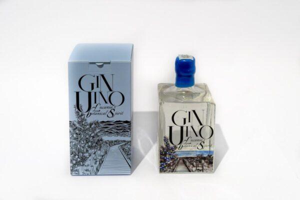 GinUino Gin 500ml + astuccio regalo